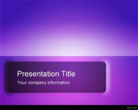 Violet Background For Powerpoint Powerpoint Templates Free Violet