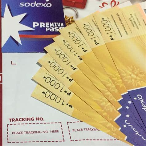 Sodexo Voucher 200 000 sodexo tickets vouchers gift cards vouchers on carousell