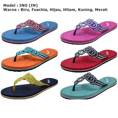 Sandal New Era Jepit new era sandal jepit wanita ino size 37 39 elevenia