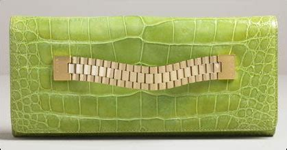 Michael Kors Beverly Gator Clutch by Michael Kors Beverly Gator Clutch Purseblog