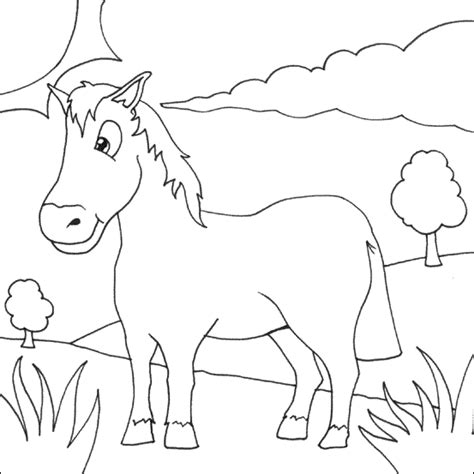 educational horse coloring pages great horse coloring pages online new coloring pages
