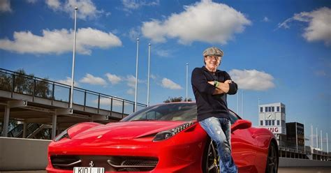 7 Cars For That Rock by Inthefuckface El Cantante De Ac Dc Brian Johnson