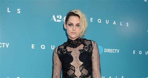 5 Kristen Stewart Bits To Mull by Kristen Stewart Flashes Skin At The Equals Premiere In