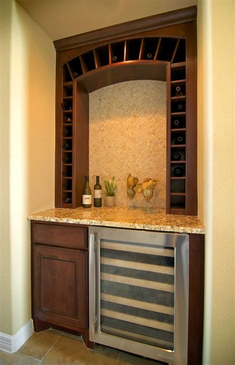 bar cabinet with built in wine cooler the world s catalog of ideas