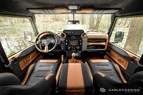 ford range rover interior nakatanenga nature and carlex design the perfect defender
