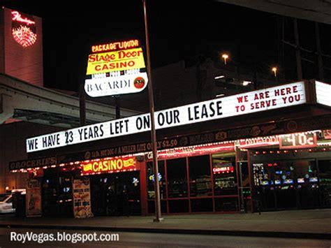 Stage Door Las Vegas by Roy Vegas Las Vegas Stage Door Casino Sign