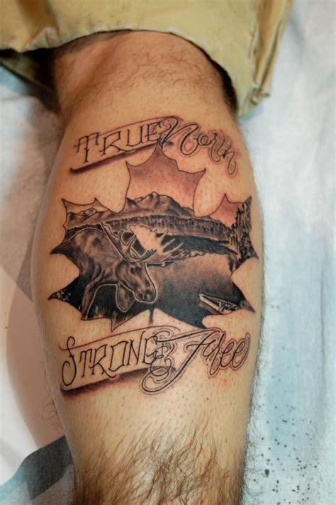 true north tattoo true by cbell tattoonow