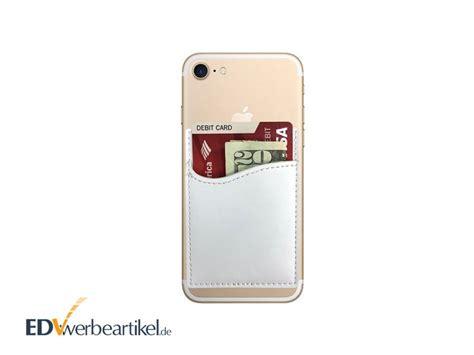 Bearbeitungsgebühren Für Kredit Mit Musterbrief Smartphone Kartenhalter Mit Logo F 195 188 R Visitenkarten Kreditkarten