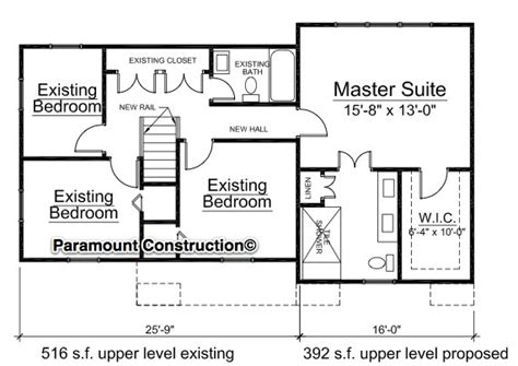 home addition floor plans bethesda remodeling and addition