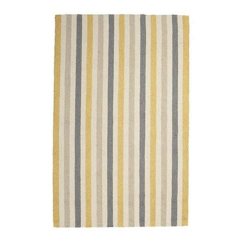 Yellow And Gray Outdoor Rug Yellow Striped Rug Rugs Ideas