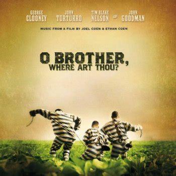 """""""o brother& where art thou&"""" von original soundtrack"""