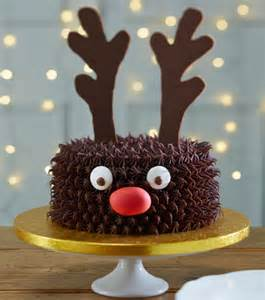 how to make a reindeer cake hobbycraft blog