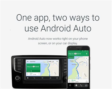 android auto app android auto now available for every car through updated app on smartphones