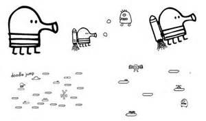 malvorlagen doodle jump