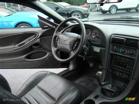 2004 mustang interior 2004 ford mustang roush stage 1 coupe interior photos