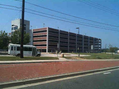 College Park Parking Garage by Metro Subway Information Greenbelt Park U S National