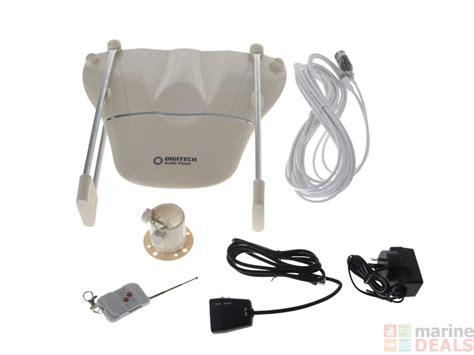 buy outdoor marine digital tv antenna  rotation motor