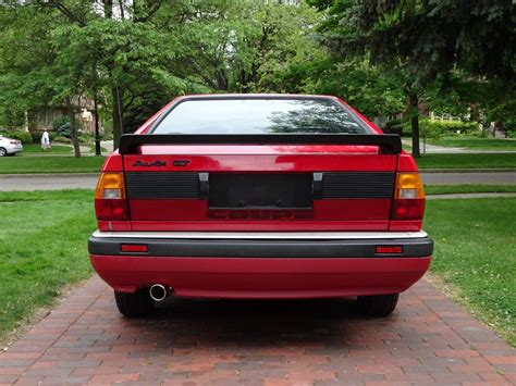 1987 audi coupe gt german cars for