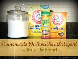 Can I Use Dishwasher Detergent To Wash Dishes Dishwasher Detergent Without Borax