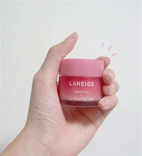 Harga Laneige Lip Sleeping Mask Travel Size laneige lip sleeping mask 20g moisture wrap pacific