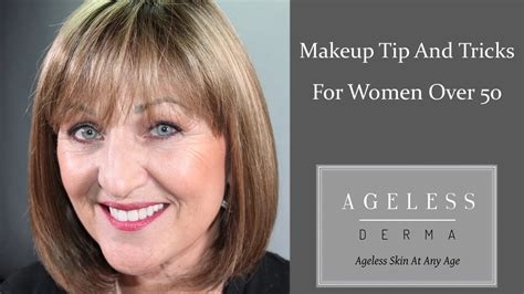 makeup technique for women over 70 makeup tips and tricks for women over 50 youtube