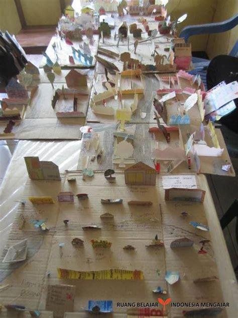 membuat poster bahasa inggris membuat miniatur desa dalam bahasa inggris ruang belajar