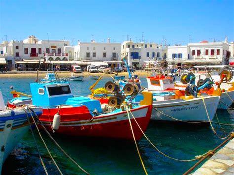 buy fishing boat in greece mykonos a review by matt barrett