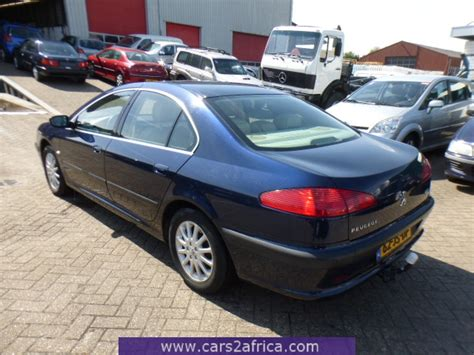 used peugeot 607 peugeot 607 2 2 64714 used available from stock