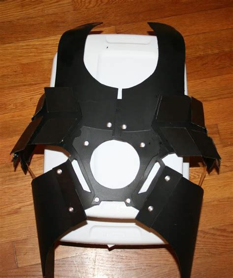 fetts iron man mark suit tutorial diy crafts