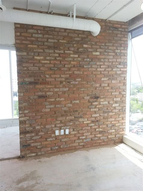 How To Install Brick Veneer On Interior Wall by Install Thin Brick Veneer Like A Pro Make Your Home More