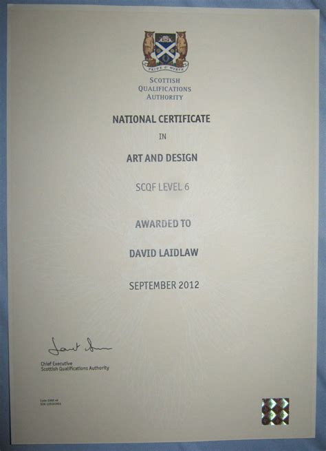 hnd certificate template sqa national certificate in design the canyons of