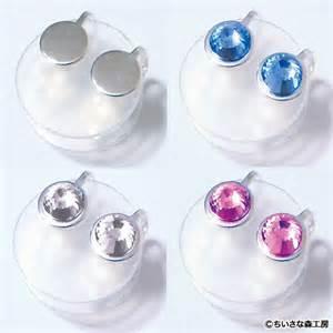 pressure earrings items similar to φ20mm 0 80in clip on pressure earring for keloid scars handmade in japan on