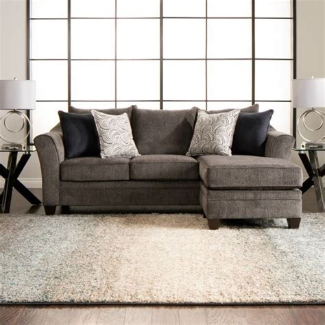 simmons albany sofa with chaise simmons upholstery albany pewter sofa chaise mattress