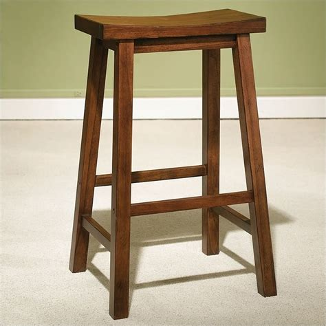 Powell Furniture Bar Stools by Powell Furniture 29 Quot Bar Stool In Honey Brown 455 431
