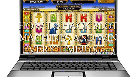 How To Win Money On Slot Machines Online - how to hack slot machines and win every time 100