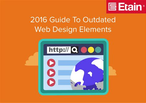 design elements ltd etain software guide to outdated web design elements