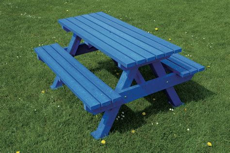 heavy duty plastic picnic tables heavy duty picnic table bench 1500mm weatherproof recycled