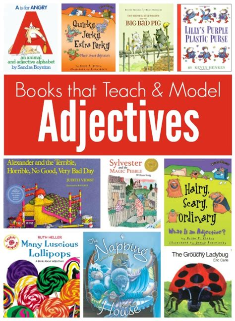 picture books to teach inference books with adjectives this reading