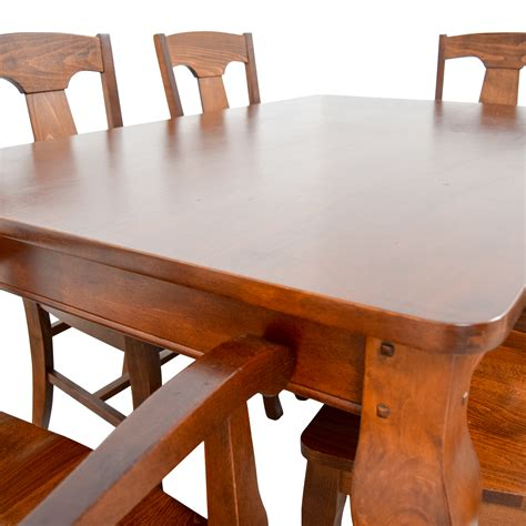 Pottery Barn Dining Room Table 84 off pottery barn pottery barn dining room table tables