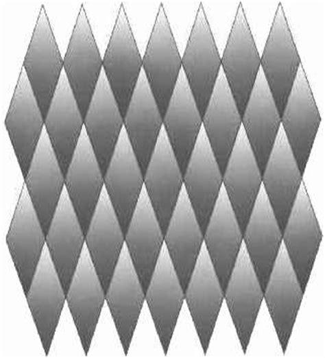 ilusiones opticas grises rombos grises ilusiones 211 pticas