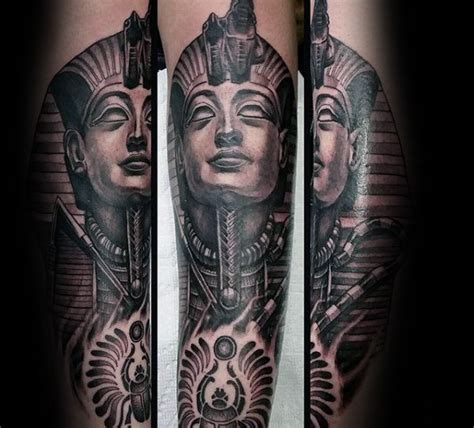 king tut tattoos 60 king tut designs for ink ideas