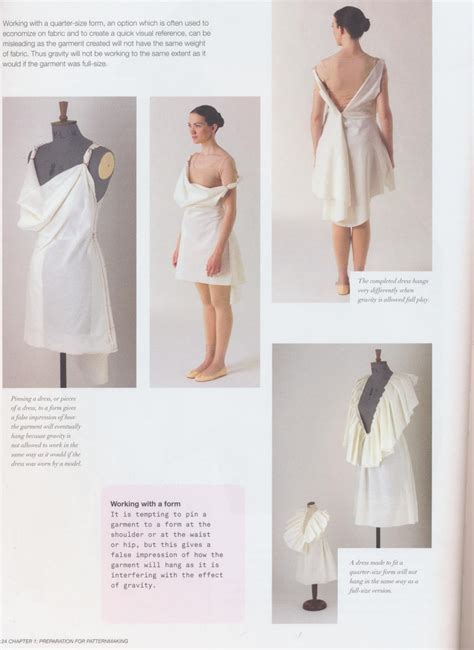 introduction to draping review patternmaking by dennic chunman lo fashion incubator