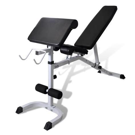 Banc De Musculation Multifonction by Acheter Banc De Musculation Multifonction Pas Cher Vidaxl Fr