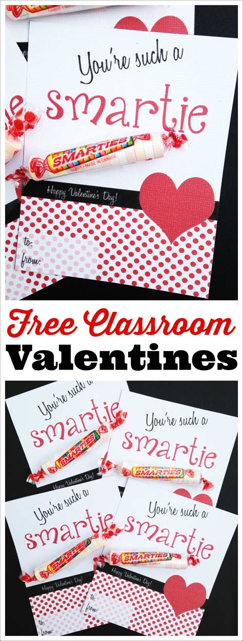 valentines for class free printable classroom valentines catch my