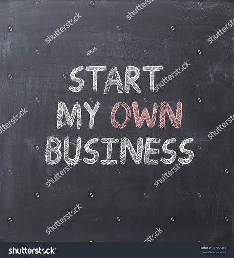 how do i have my own website for free start my own business stock photo 177750443 shutterstock