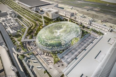 design and build contractors singapore singapore s jewel changi airport will boast largest indoor