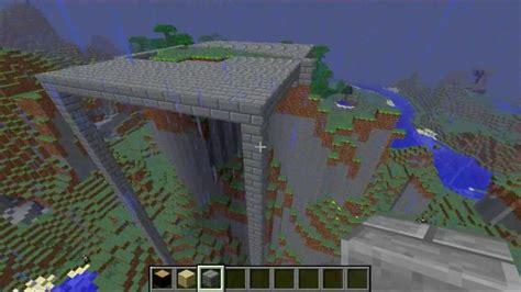 maison montagne minecraft minecraft maison montagne ventana