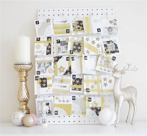 make your own advent calendar how to create your own advent calendar apartment number