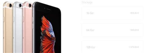 iphone 6s plus officiel le m 234 me en plus grand et en plus cher