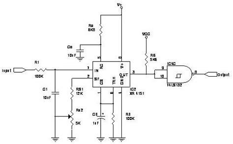 rangkaian converter dc ke dc simetris ic 555 aplikasi sensor gas lpg figaro tgs2610